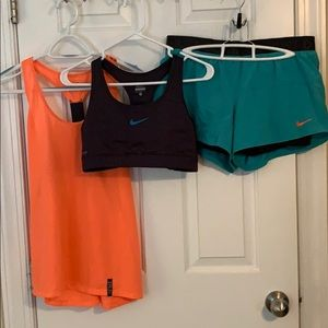Running apparel